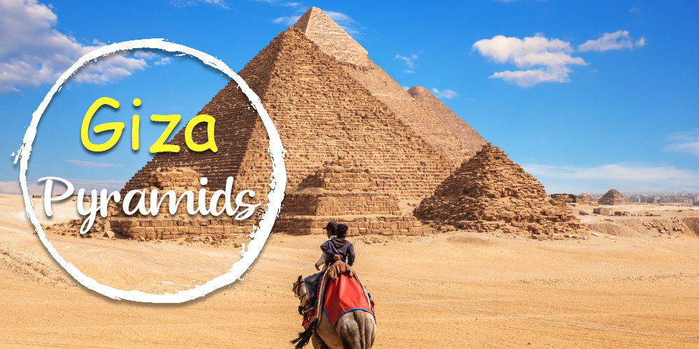 Giza Pyramids - How to Spend a Day in Cairo - Tours From Hurghada