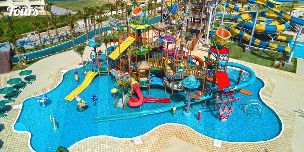Golden Paradise Aqua Park City - Hurghada Beaches - Tours From Hurghada