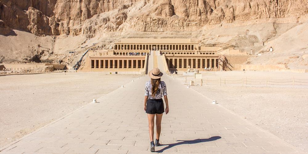 Hatshepsut Temple - 9 Days Hurghada, Luxor & Abu Simbel Vacation - Tours from Hurghada