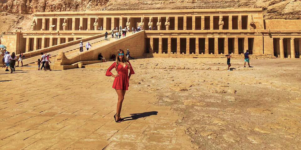 Hatshepsut Temple - Luxor Day Tour from Port Ghalib - Tours from Hurghada