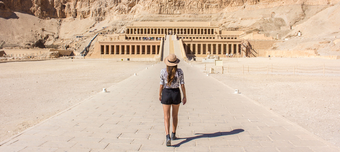 Hatshepsut Temple - Luxor Tour from Port Ghalib with Hot Air Balloon - Tours from Hurghada