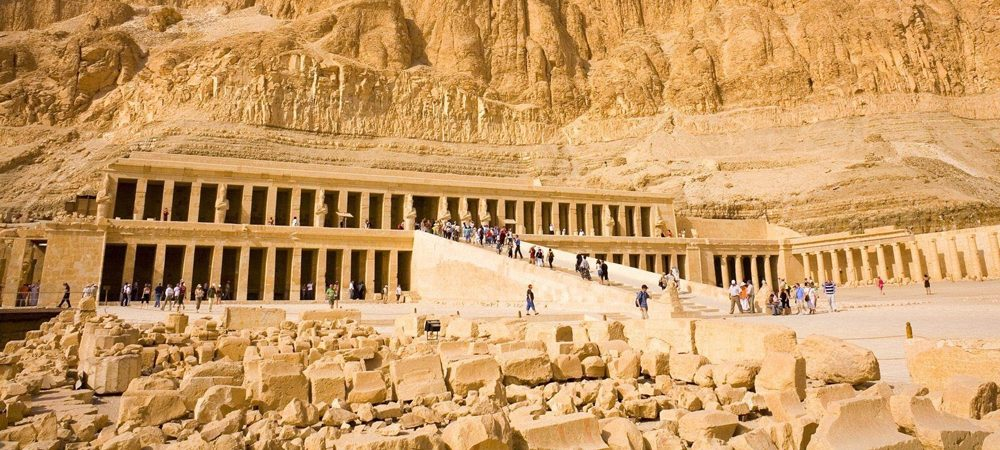 Hatshesput Temple - Nile Cruise from Port Ghalib - Tours from Hurghada