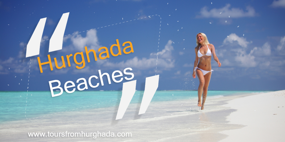 Hurghada Beaches - Tours From Hurghada