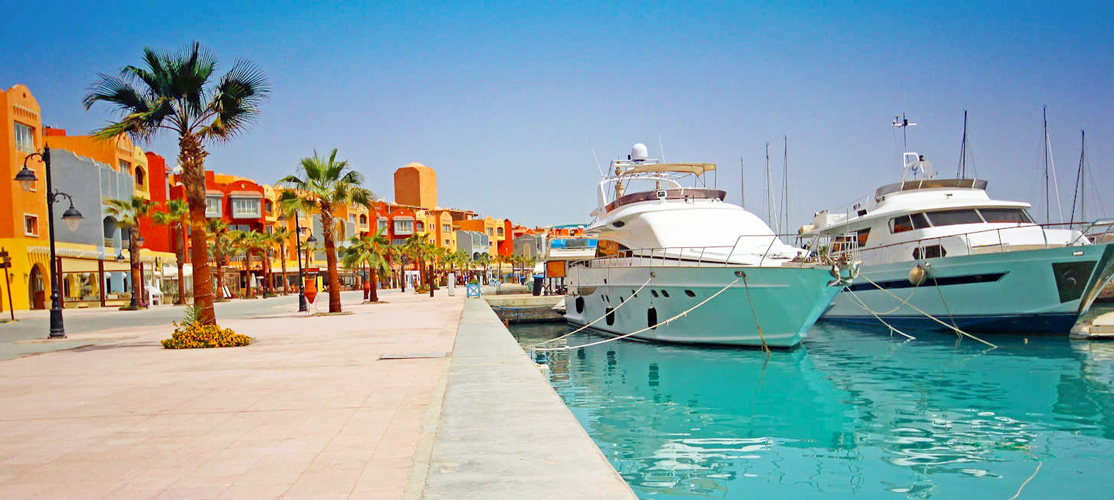 Hurghada City - 9 Days Hurghada, Luxor & Abu Simbel Vacation - Tours from Hurghada