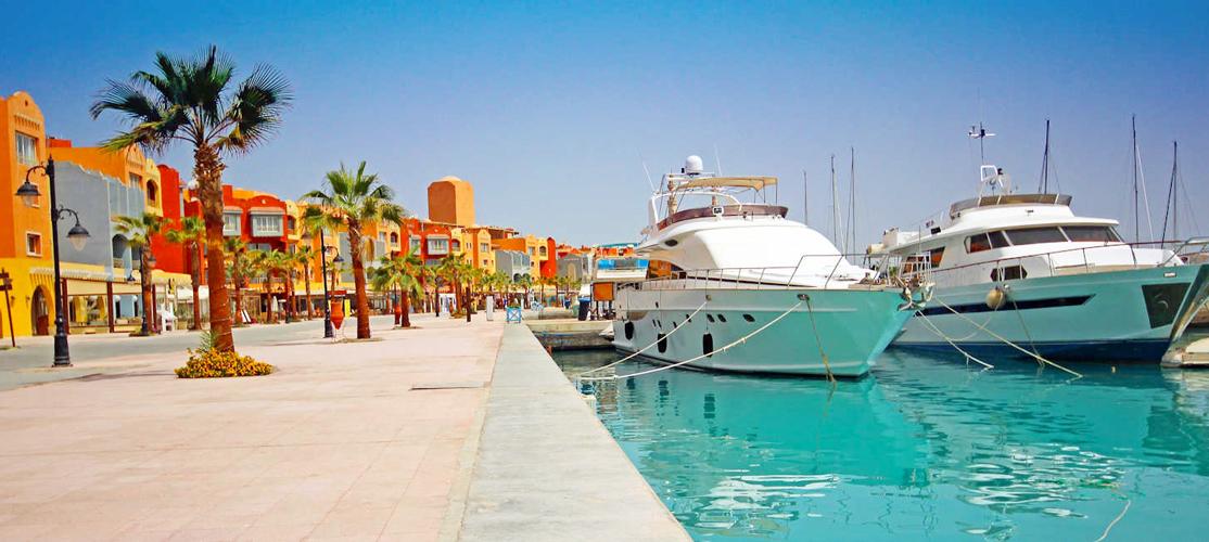 Hurghada City - 9 Days Hurghada, Luxor & Abu Simbel Vacation - Tours from Hurghada