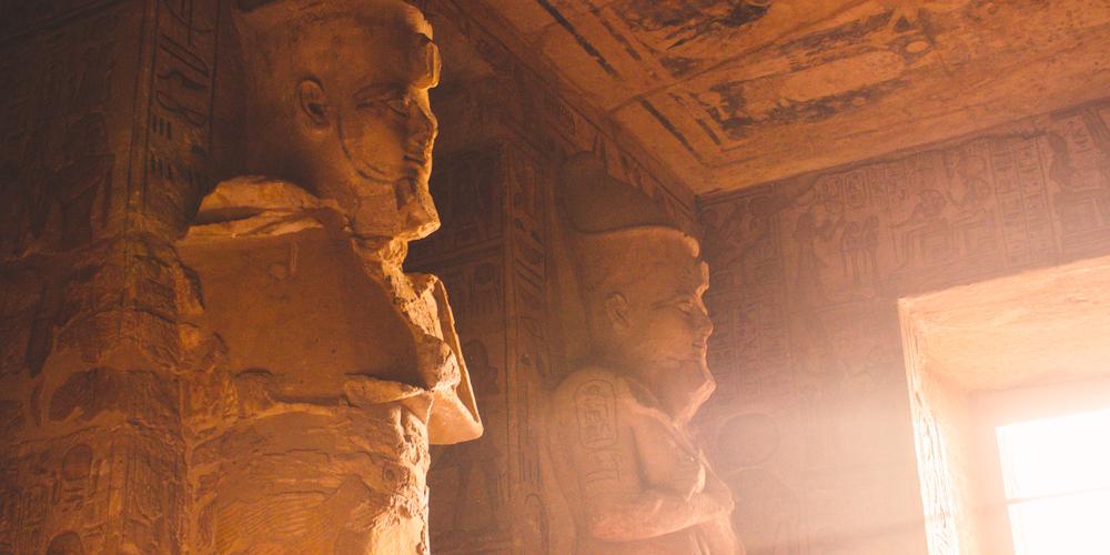 Inside Abu Simbel Temple - 2 Days Aswan and Abu Simbel Tour from Port Ghalib - Tours from Hurghada