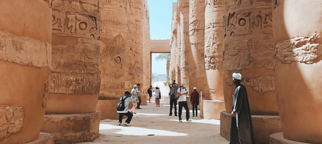 Karnak Temple - Nile Cruise from Port Ghalib - Tours from Hurghada