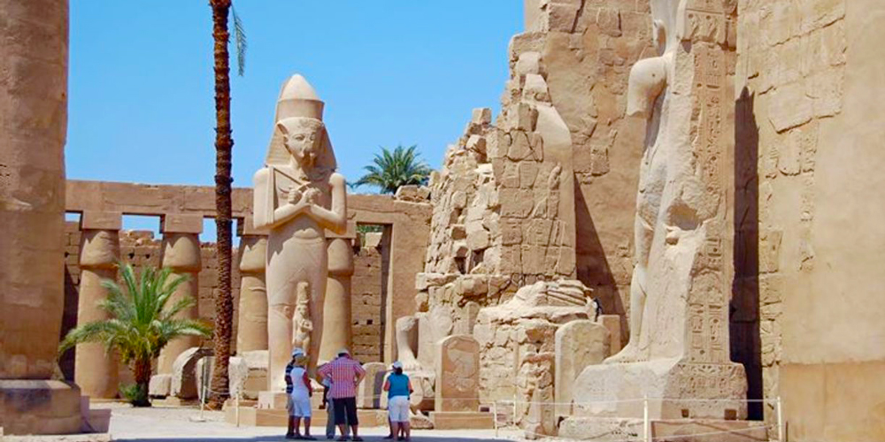 Karnak Temple - Luxor Day Tour from Port Ghalib - Tours from Hurghada