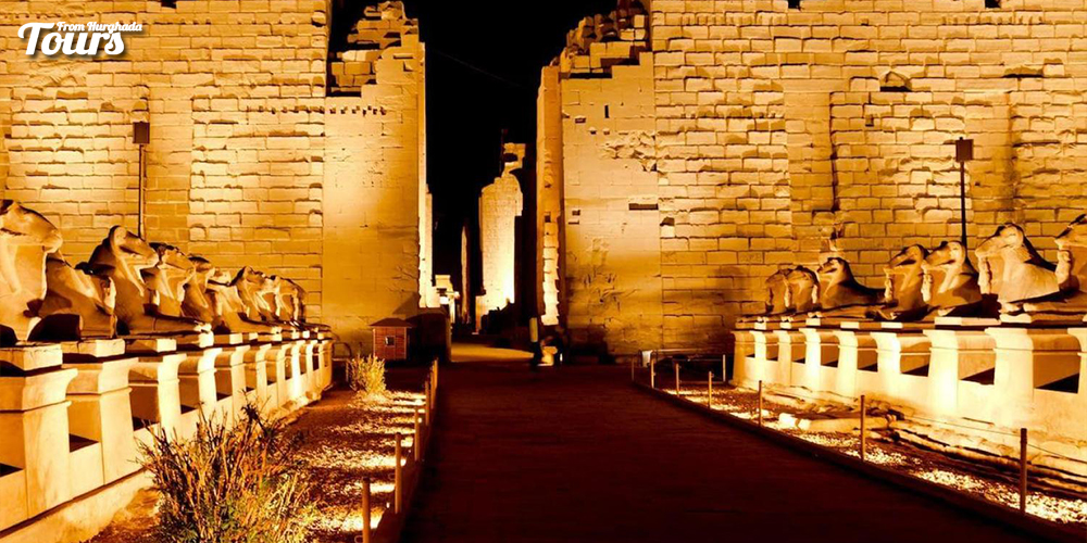 Karnak Temple Sound and Light Show - Things to Do in Luxor - Tours From Hurghada