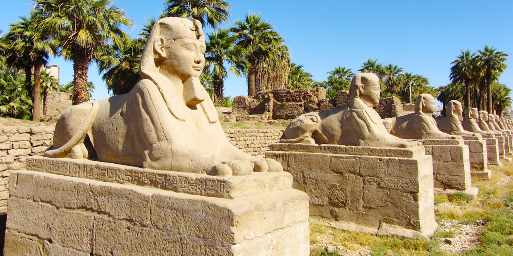 Karnak Temple - Trips to Luxor from Port Ghalib - Tours from Hurghada