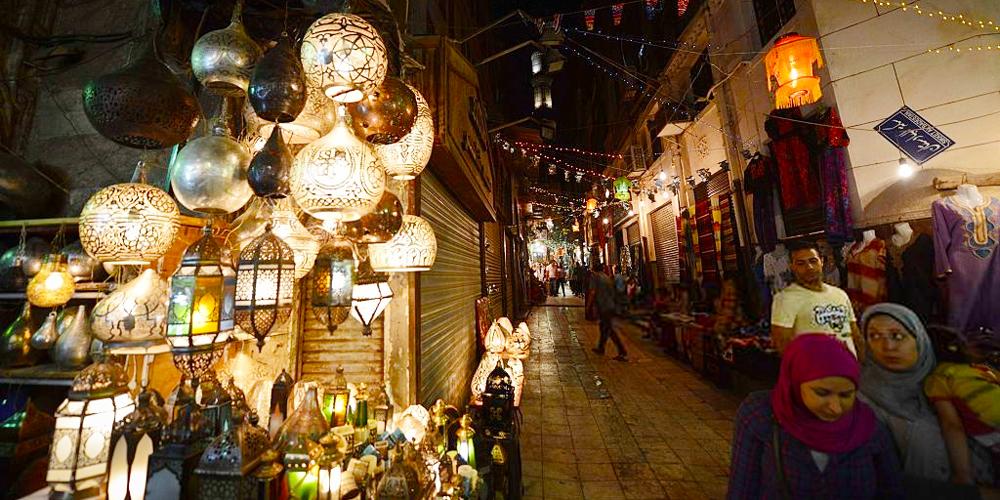 Khan El Khalili Bazaar - 3 Days Cairo Tour from Port Ghalib - Tours from Hurghada