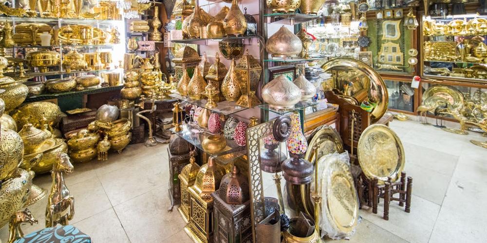 Khan El Khalili Bazaar - Cairo Day Tour from Port Ghalib - Tours from Hurghada