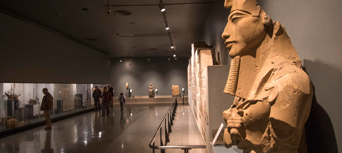 Luxor Museum - Special Two Days Tour To Luxor From Port Ghalib - Tours from Hurghada