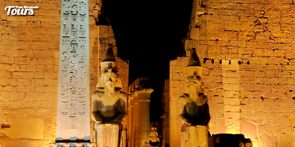 Luxor Temple By Night - Things to Do in Luxor - Tours From Hurghada