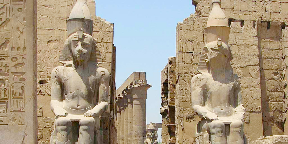Luxor Temple - Luxor Tour from Port Ghalib with Hot Air Balloon - Tours from Hurghada
