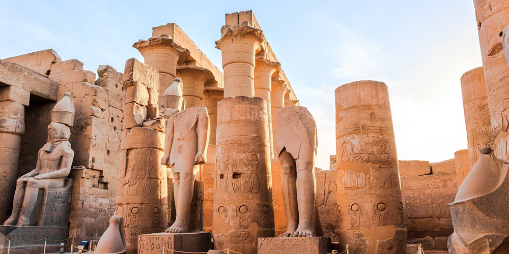 Luxor Temple - Nile Cruise from Port Ghalib - Tours from Hurghada