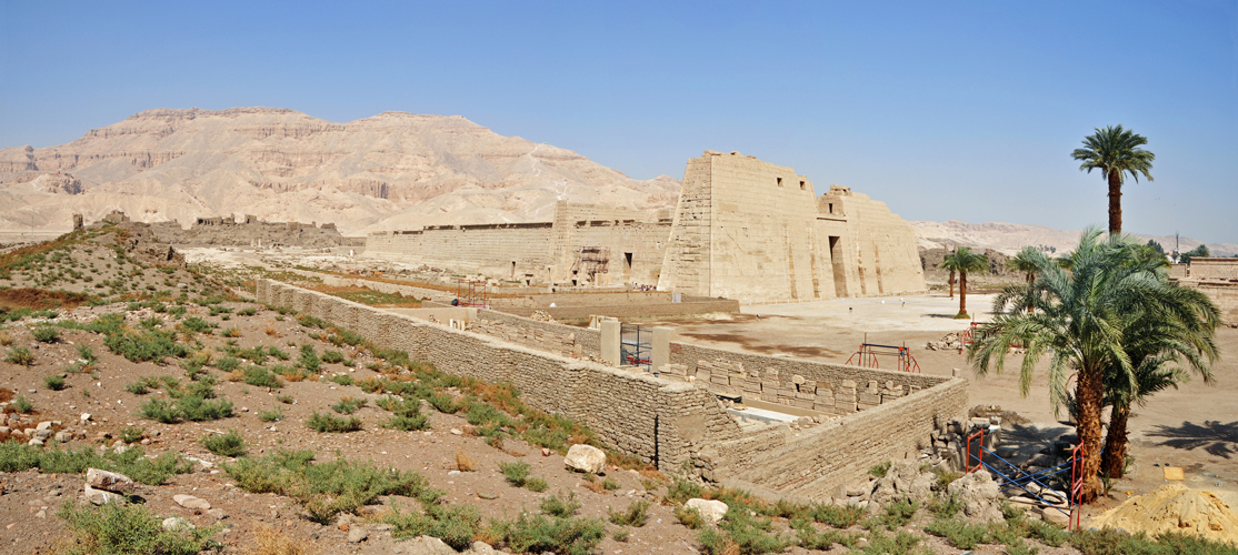 Medinet Habu - Special Two Days Tour To Luxor From Port Ghalib - Tours from Hurghada