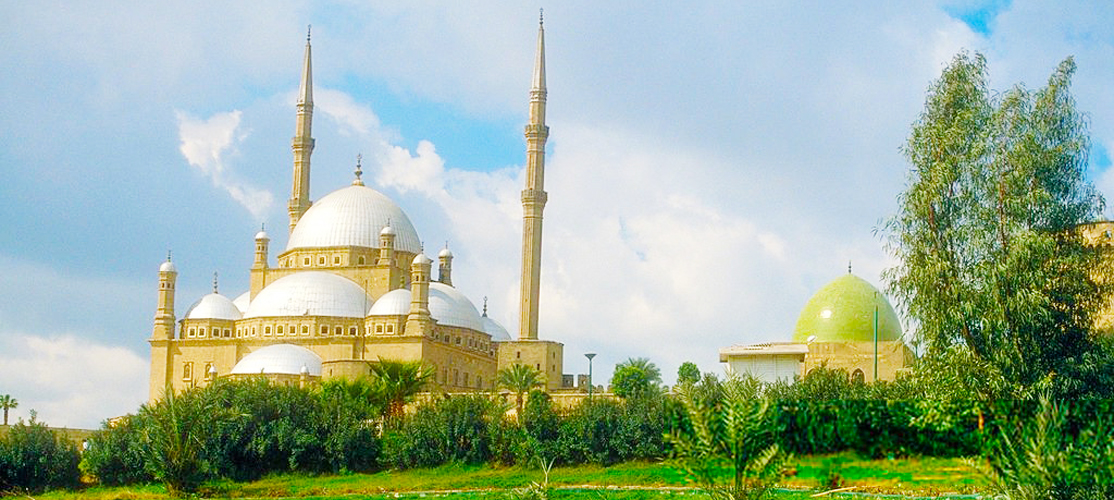 Mohamed Ali Mosque - 3 Days Cairo Tour from Port Ghalib - Tours from Hurghada