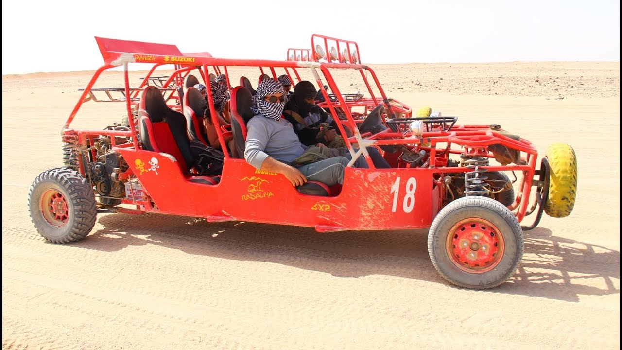 Morning Car Buggy Tours from El Gouna - Tours from Hurghada