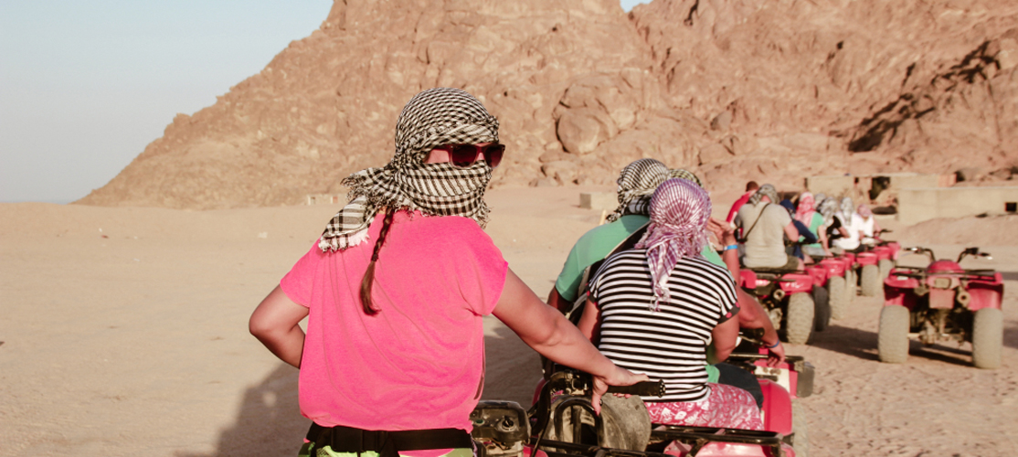 Morning Safari Trip From El Gouna by Quad Bike - Tours from Hurghada