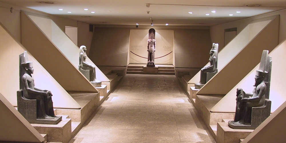 Museum of Luxor - Special Two Days Tour To Luxor From Port Ghalib - Tours from Hurghada
