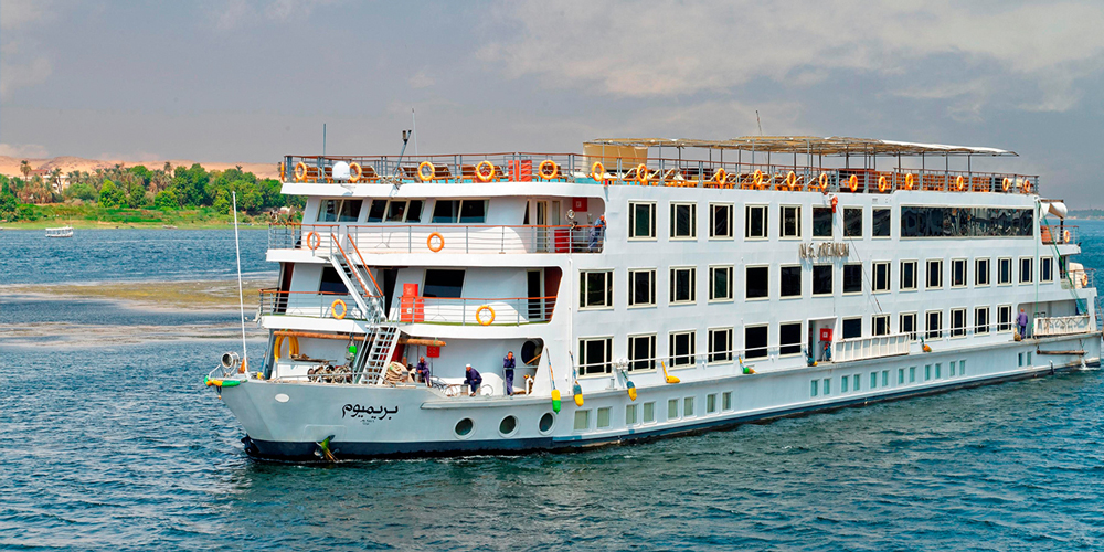 Nile Cruise from Port Ghalib - Tours from Hurghada
