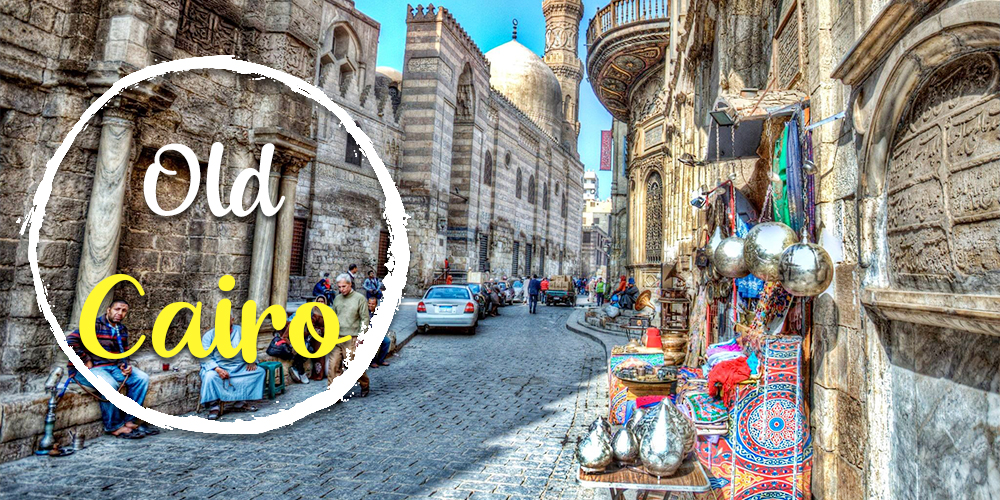 Old Cairo - How to Spend a Day in Cairo - Tours From Hurghada