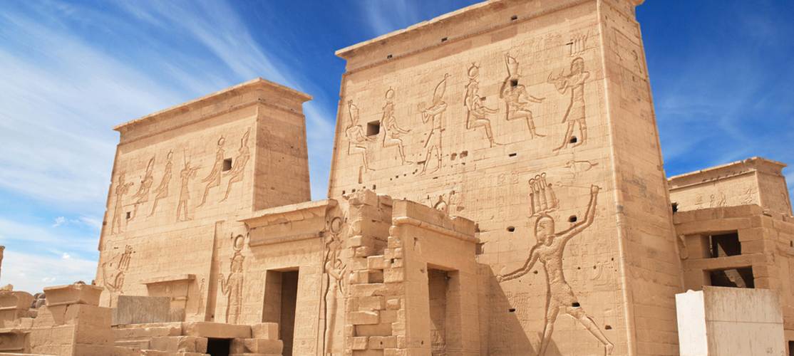 Philae Aswan - Day Tour to Aswan from Port Ghalib - Tours from Hurghada
