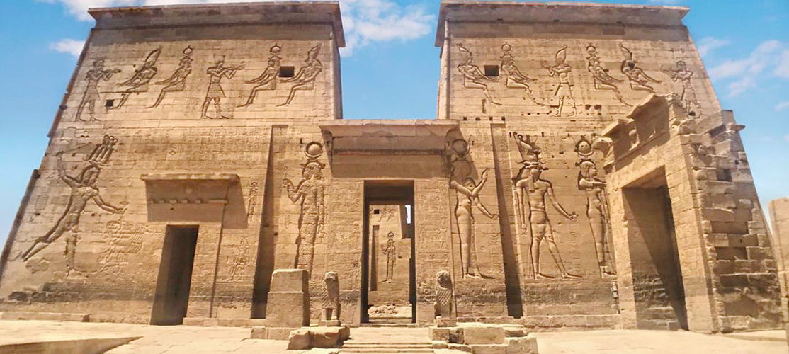 Philae Temple - 2 Days Aswan and Abu Simbel Tour from Port Ghalib - Tours from Hurghada
