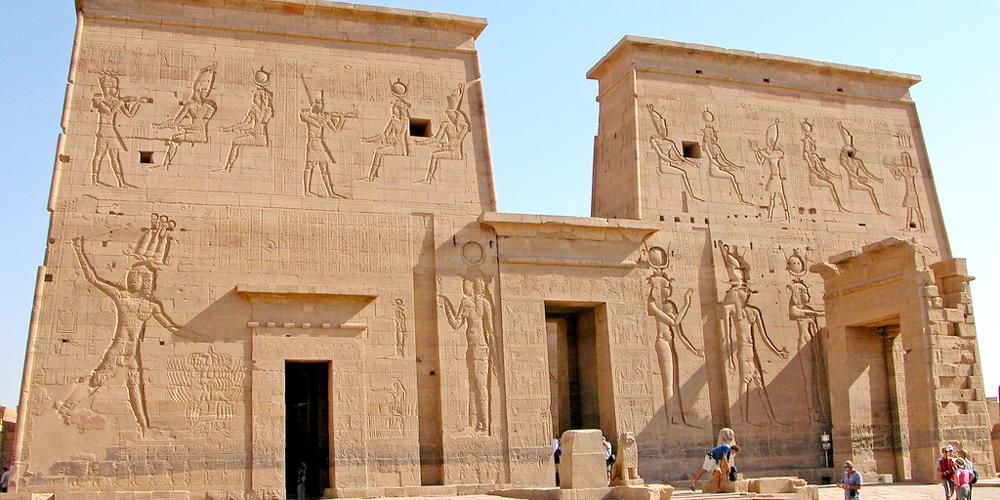 Philae Temple - Aswan & Abu Simbel Tour from Makadi - Tours from Hurghada