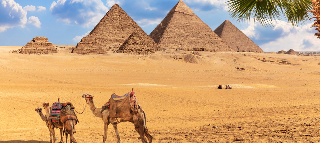 Pyramids of Giza - 3 Days Cairo Tour from Port Ghalib - Tours from Hurghada