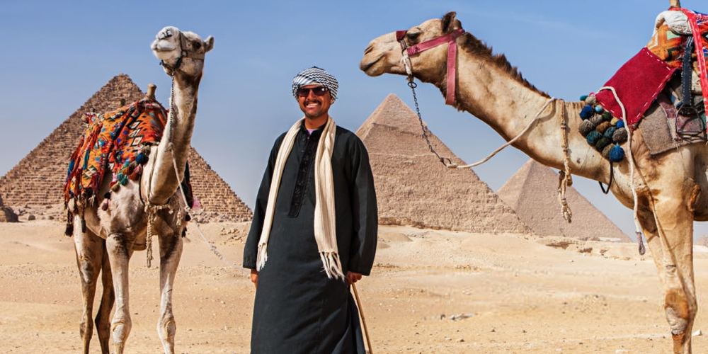 Pyramids of Giza - Cairo Day Tour from Port Ghalib - Tours from Hurghada