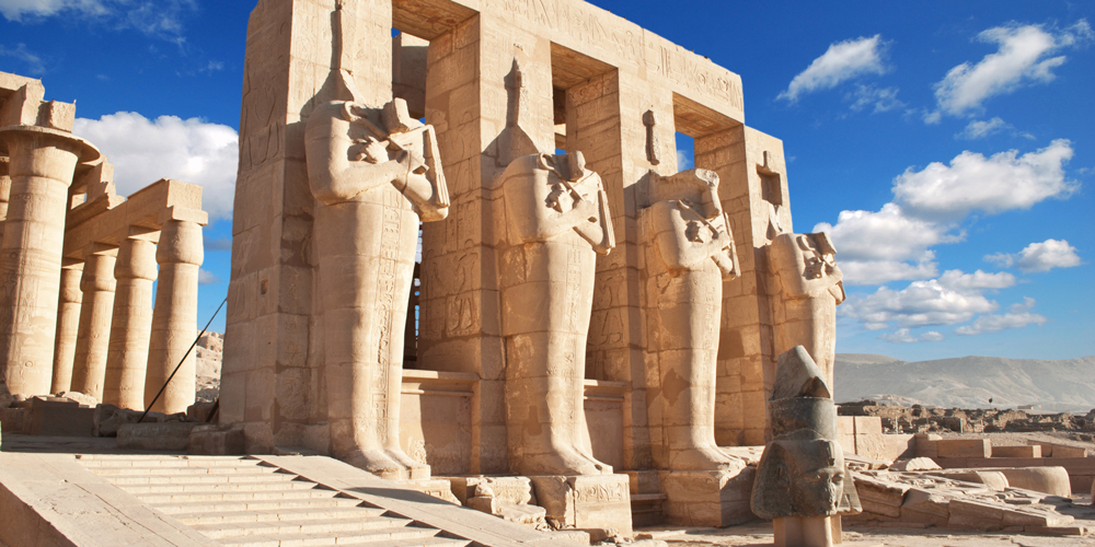 Ramesseum Temple - Special Two Days Tour To Luxor From Port Ghalib - Tours from Hurghada