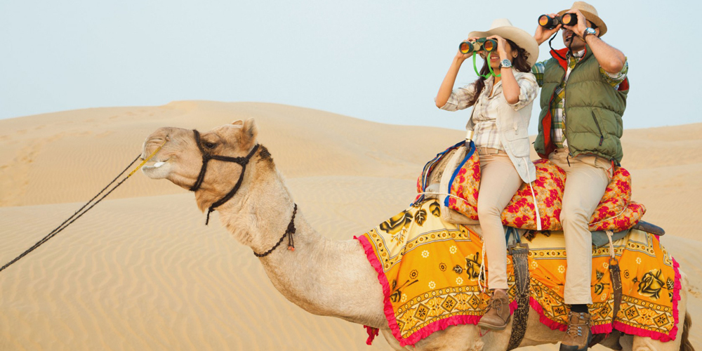 Riding Camels - Desert Super Safari Excursions By Jeep From El Gouna - Tours from Hurghada