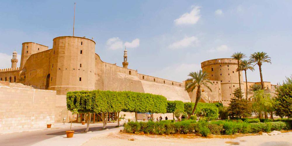 Salah El Din Citadel - 2 Days Cairo Tour from Port Ghalib - Tours from Hurghada