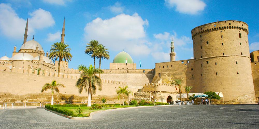 Salah El Din Citadel - 3 Days Cairo Tour from Port Ghalib - Tours from Hurghada