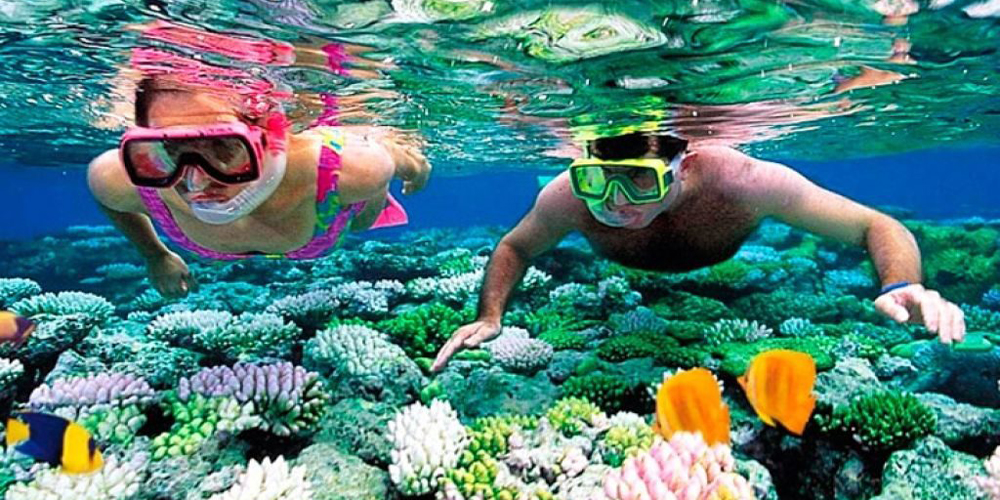 Sharm El Naga Snorking Excursion from From El Gouna - Tours from Hurghada