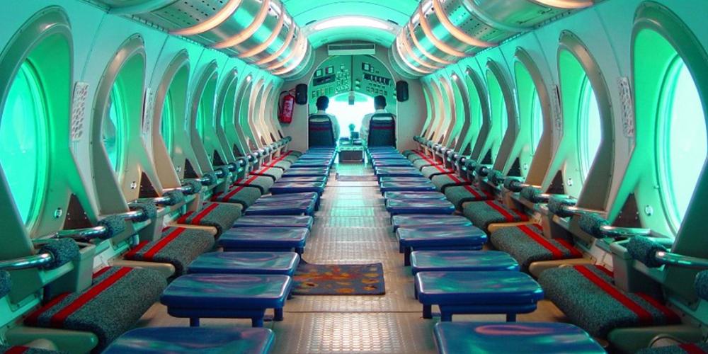 Sindbad Submarine El Gouna Excursions - Tours from Hurghada