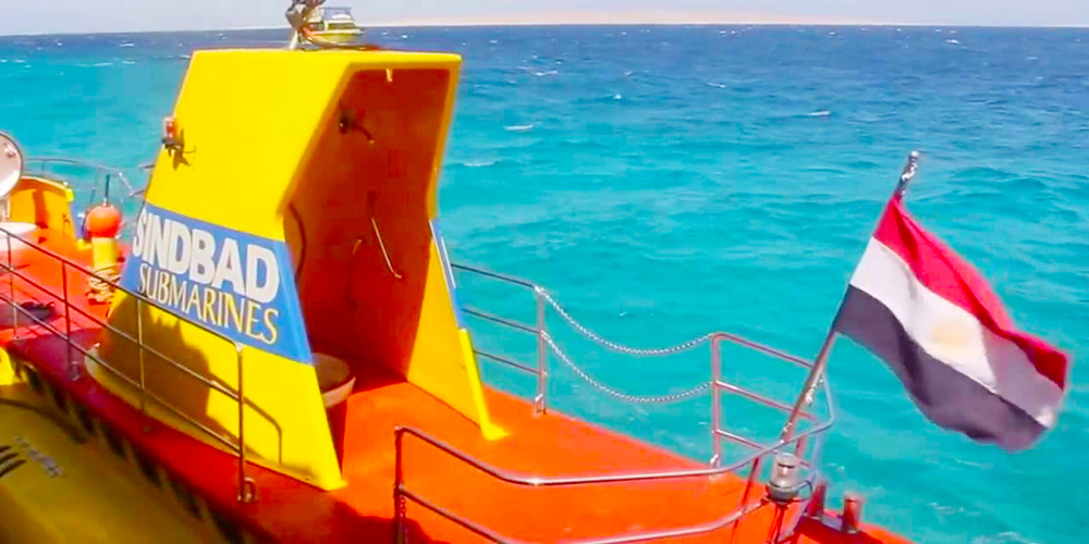 Sindbad Submarine Tours from El Gouna - Tours from Hurghada