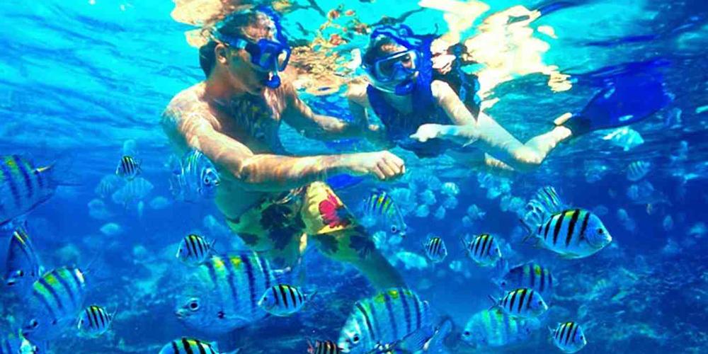 Snorkeling in Sharm El Naga from El Gouna - Tours from Hurghada