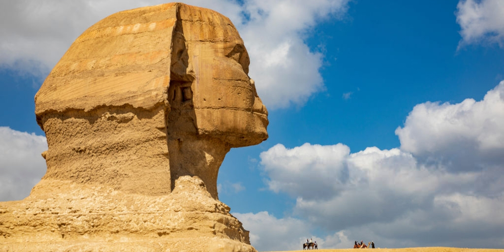 Sphinx - Cairo Day Tour from Port Ghalib - Tours from Hurghada