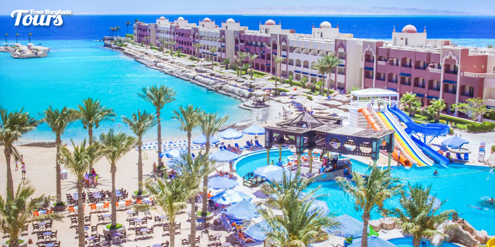 Sunny Days El Palacio Resort & Spa - Hurghada Beaches - Tours From Hurghada