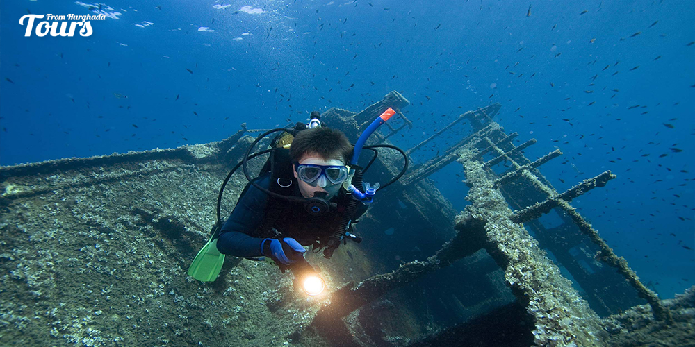 Susana Wreck - Hurghada Diving Sites - Tours From Hurghada