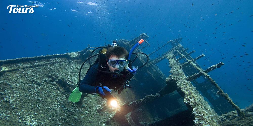 Susana Wreck - Hurghada Diving Sites - Tours From Hurghada