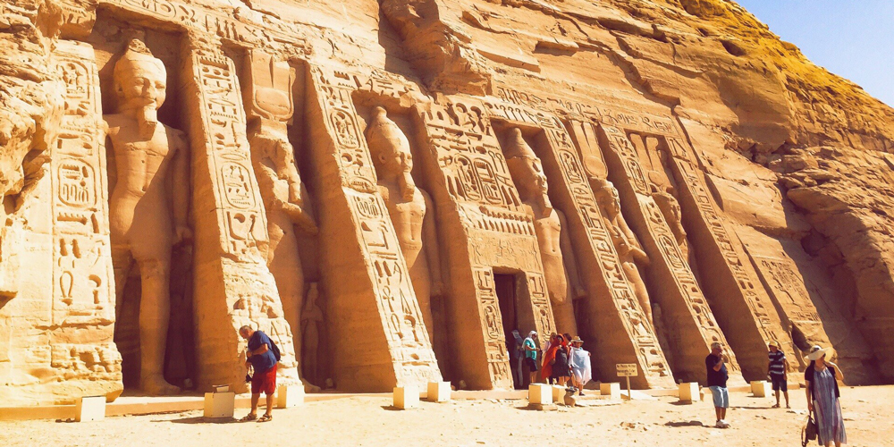 Temple of Abu Simbel - Nile Cruise from Port Ghalib - Tours from Hurghada