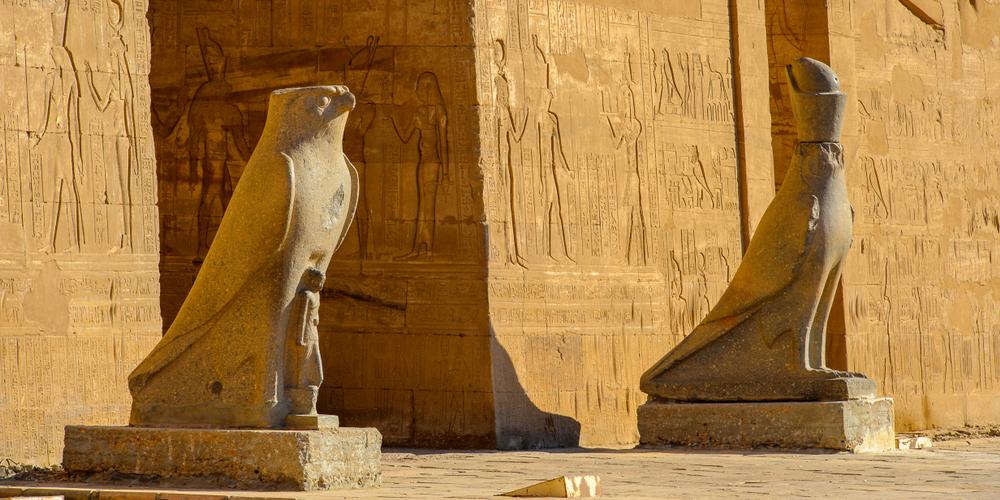 Temple of Edfu - Day Tour to Edfu & Kom Ombo from Port Ghalib - Tours from Hurghada