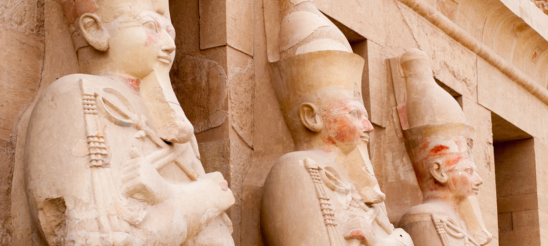Temple of Hatshepsut - Cairo and Luxor Tour from Port Ghalib - Tours from Hurghada