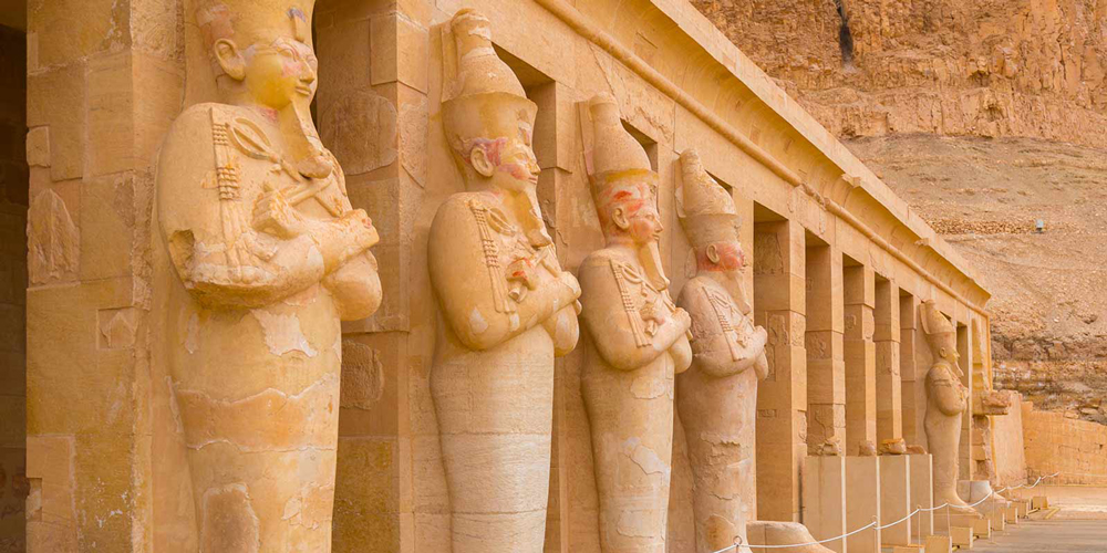 Temple of Hatshepsut - Luxor Day Tour from Port Ghalib - Tours from Hurghada