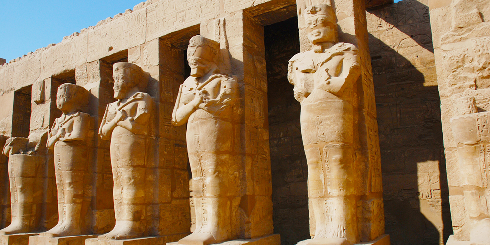 Temple of Karnak - Luxor Tour from Port Ghalib with Hot Air Balloon - Tours from Hurghada