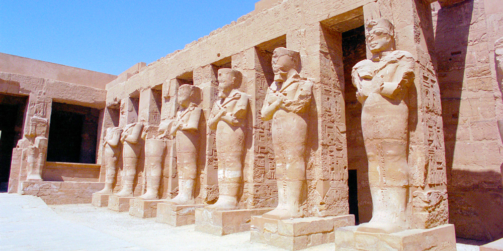 Temple of Karnak - Nile Cruise from Port Ghalib - Tours from Hurghada